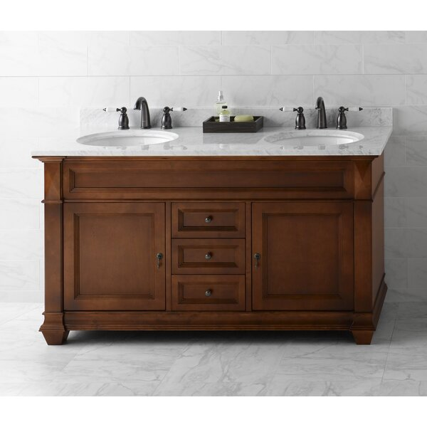 Torino 60 Double Bathroom Vanity Set by Ronbow