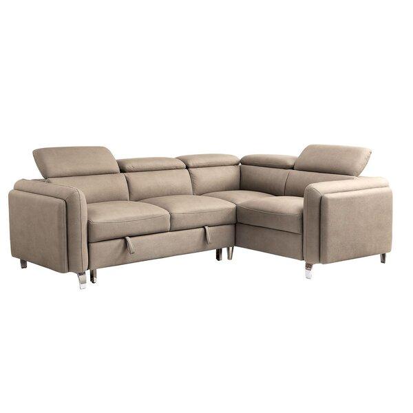 Shirl Sleeper Sofa Bed by Orren Ellis