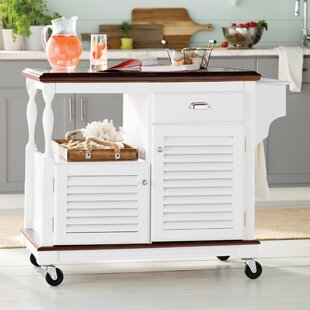 Dale Kitchen Cart by Wildon Home ®