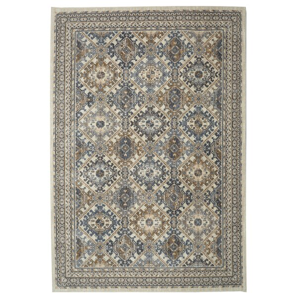 Rutland Beige Area Rug by Darby Home Co