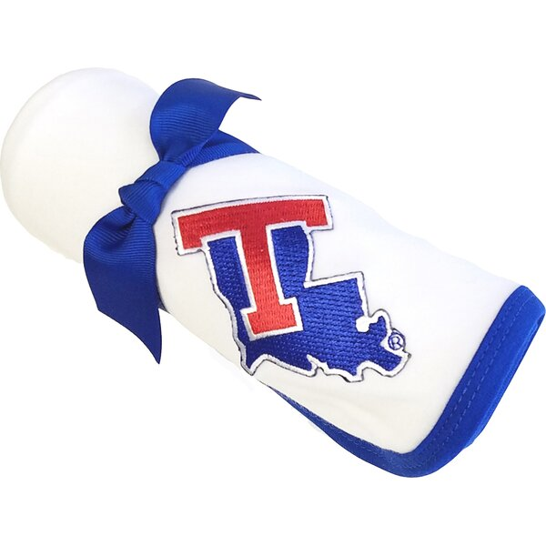 Louisiana Tech Bulldogs Baby Receiving Blanket by Future Tailgater