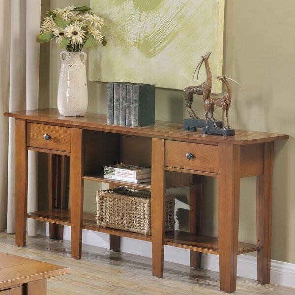 Kenmar Console Table By Charlton Home