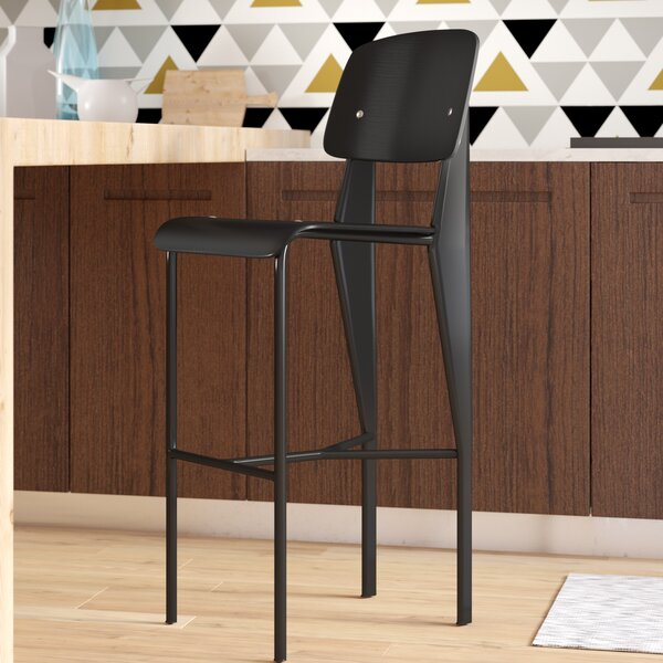 Dunkelberger 29 Bar Stool by Mercury Row