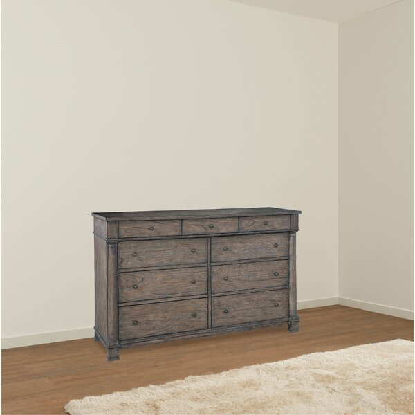 Laney 9 Drawer Standard Dresser by One Allium Way