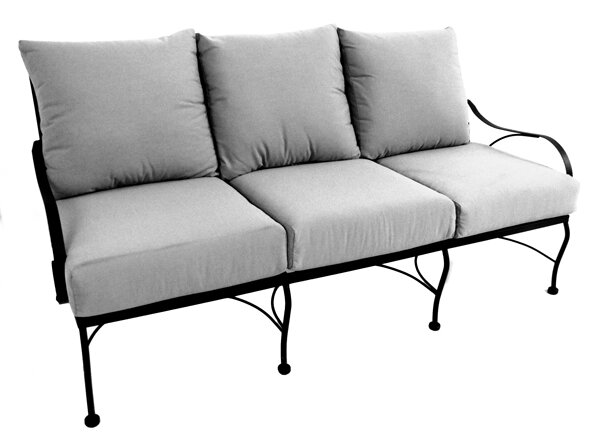 Monticello Deep Seating Sofa by Meadowcraft
