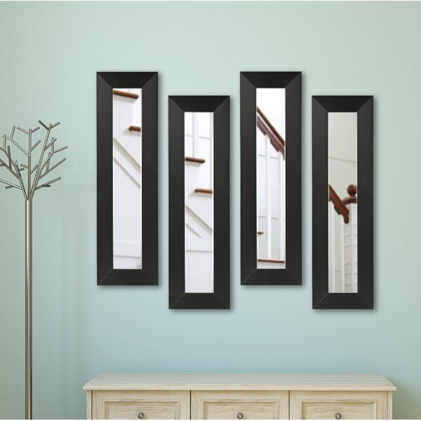 Panel Accent Mirror (Set of 4) by Corrigan Studio