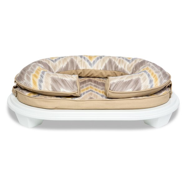 Dottie Pet Bed with Frame by Tucker Murphy Pet