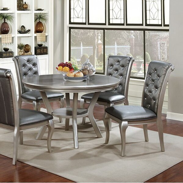Curtiss Dining Table by House of Hampton