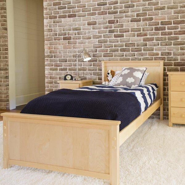 Ginny Panel Loft Bed by Harriet Bee
