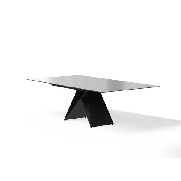 Amabilia Extendable Dining Table by Latitude Run Latitude Run