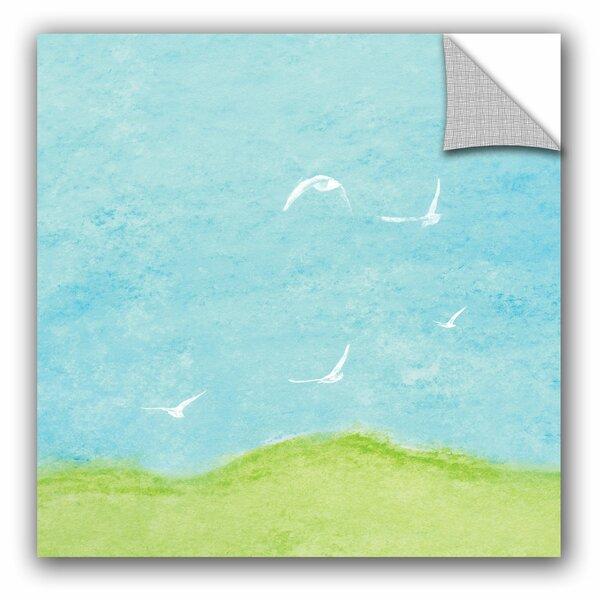 Sia Aryai Horizon VI Wall Decal by ArtWall