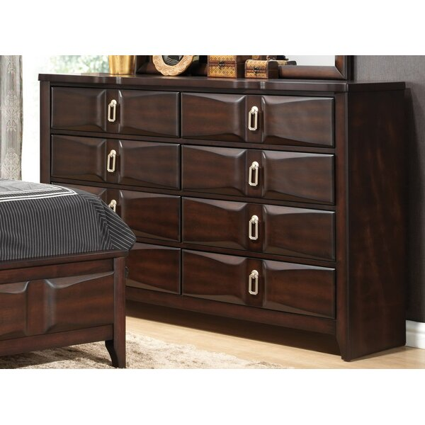 Elidge 8 Drawer Double Dresser by Darby Home Co