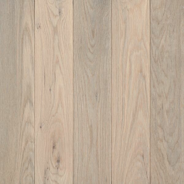 Prime Harvest 5 Solid Oak Hardwood Flooring in Low Glossy Mystic Taupe by Armstrong Flooring
