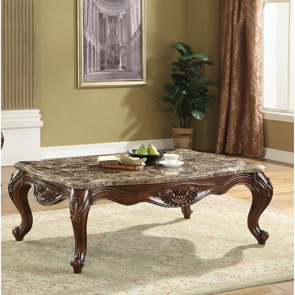 Rivers Coffee Table by Fleur De Lis Living