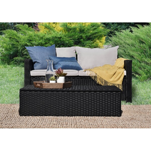 Laguna 2 Piece Sofa Seating Group with Cushions by Serta at Home
