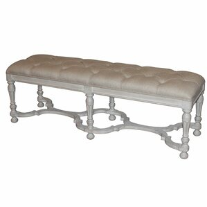 Ararinda Upholstered Bench by One Alli..