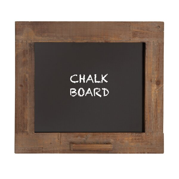 Wall Mounted Chalkboard by Laurel Foundry Modern Farmhouse