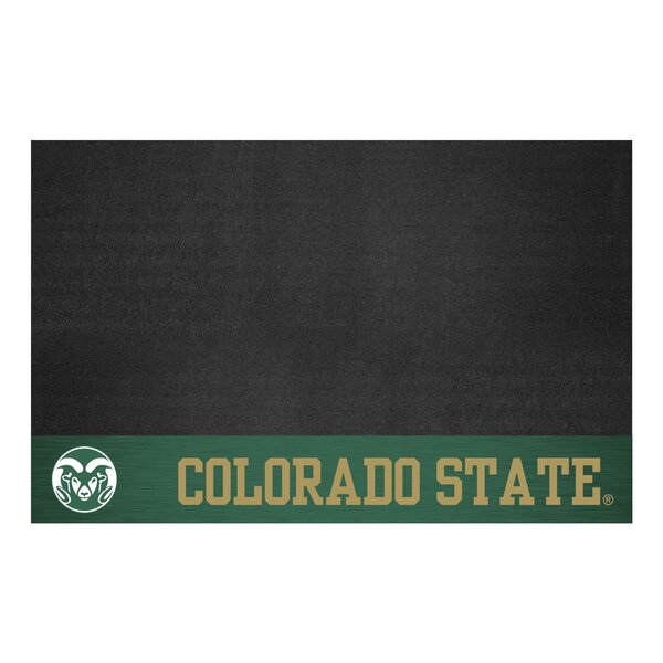 Colorado State University Grill Mat by FANMATS