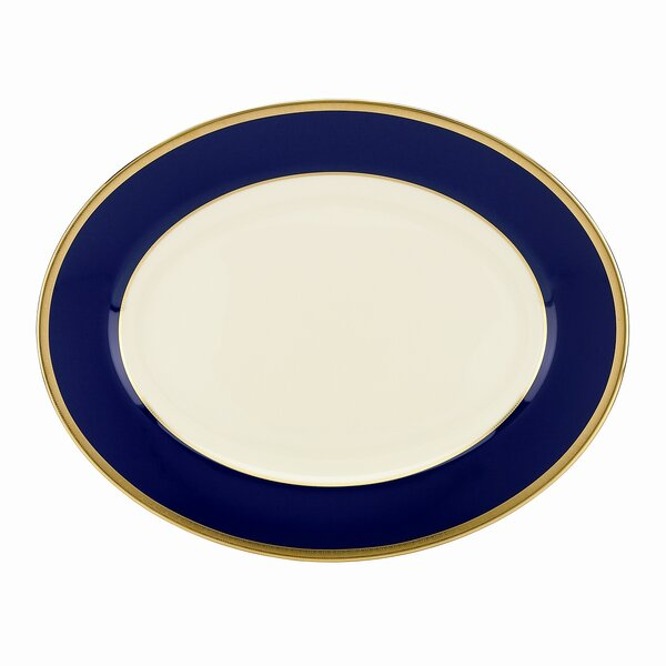 Independence Oval Platter by Lenox