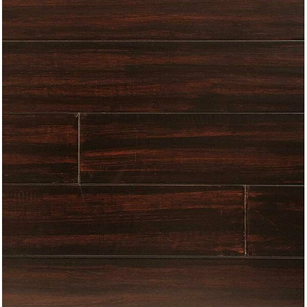 5 Engineered Bamboo Flooring in Chestnut by Easoon USA