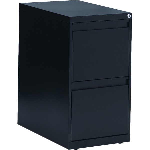 2-Drawer File Pedestal by Global Total Office