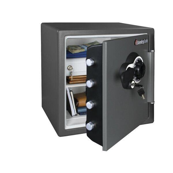 1 Hr Fireproof Combination Lock Safe by Sentry Safe