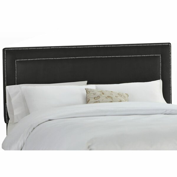 Appian Upholstered Panel Headboard by Skyline Furniture