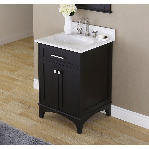 Paton 24 Single Bathroom Vanity Set by dCOR designPaton 24 Single Bathroom Vanity Set by dCOR design
