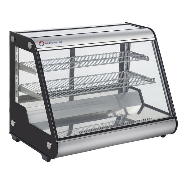 Commercial Countertop 5.6 cu. ft. Bakery Display Case with Automatic Defrost by EQ Kitchen Line
