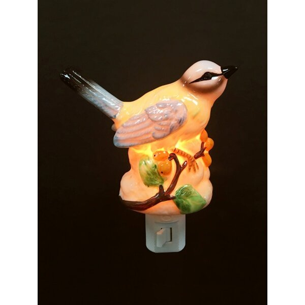 Bird Night Light by Mr. MJs