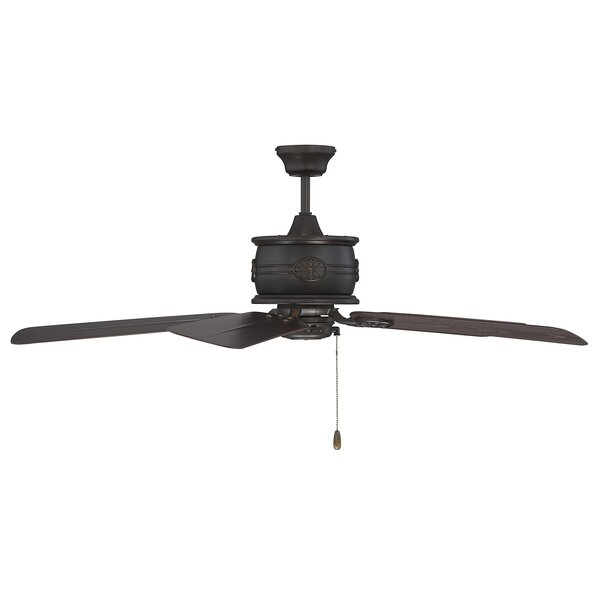 52 Dowler 5-Blade Outdoor Ceiling Fan by Gracie Oaks