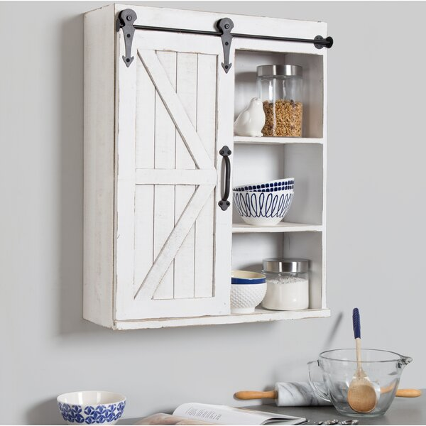 Banbury 21.75 W x 27.75 H Wall Mounted Cabinet by
