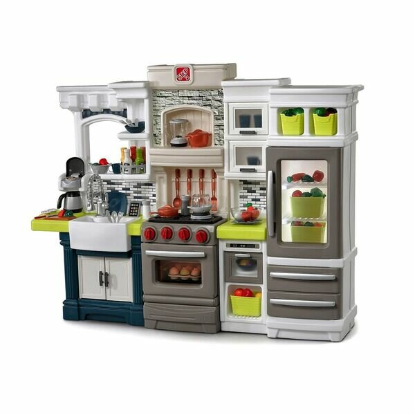 Elegant Edge Kitchen Set by Step2