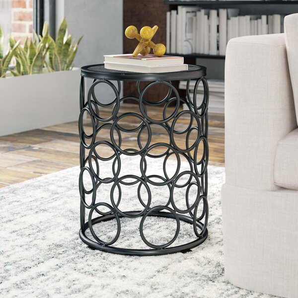 Meldrum End Table By Wrought Studio