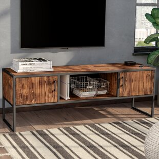 Best Borden Media TV Stand for TVs up to 70 ByUnion Rustic