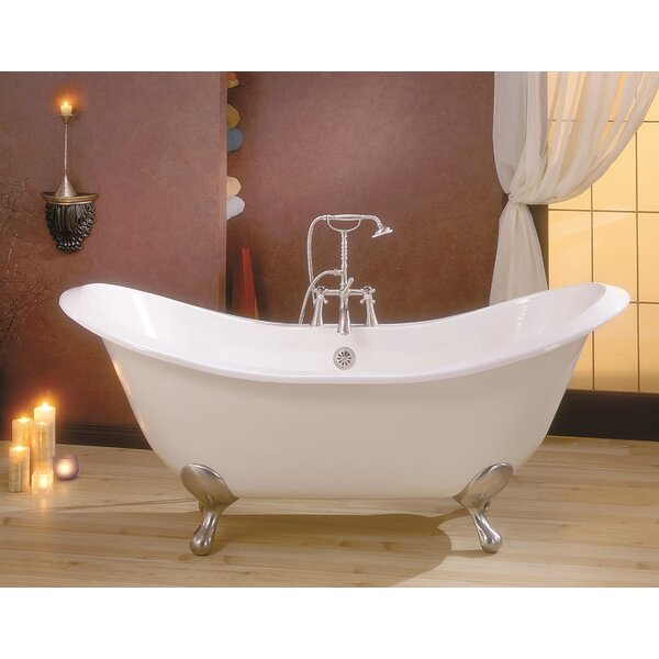 Regency 68 x 30 Soaking Bathtub with Single Drilling by Cheviot Products