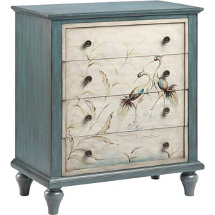 Heron 4 Drawer Chest