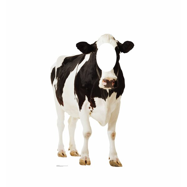 Cow Cardboard Stand-In by Advanced Graphics
