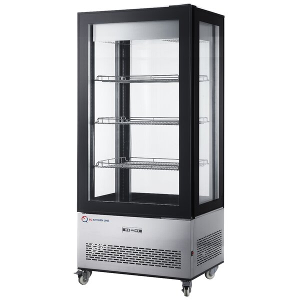 Commercial Beverage Display 19.4 cu. ft. All-Refrigerator by EQ Kitchen Line