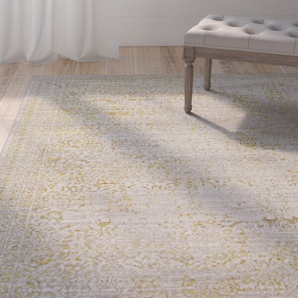 Chesler Lime Area Rug by Ophelia & Co.