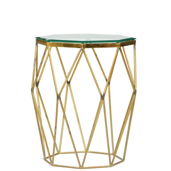 Elginpark End Table by Mercer41
