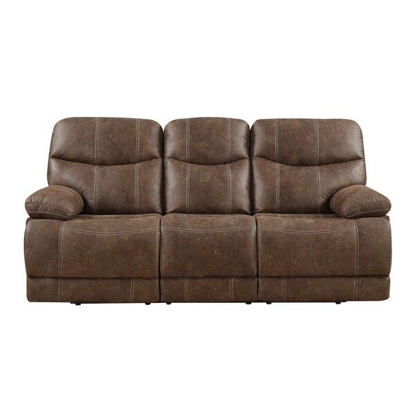 Sellars Reclining Sofa By Red Barrel Studio