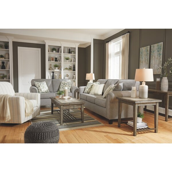 Alandari 3 Piece Configurable Living Room Set by Winston Porter