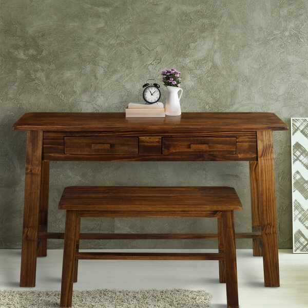 Console Table and Bench Set by Casual Home