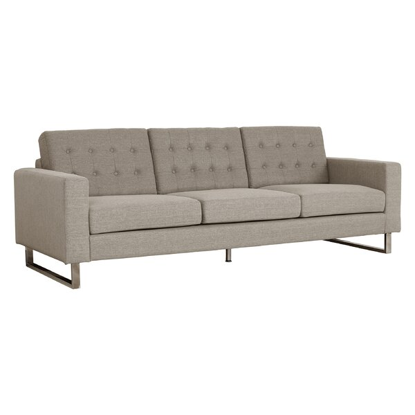Best Savings For Luff Tufted Sofa by Orren Ellis by Orren Ellis