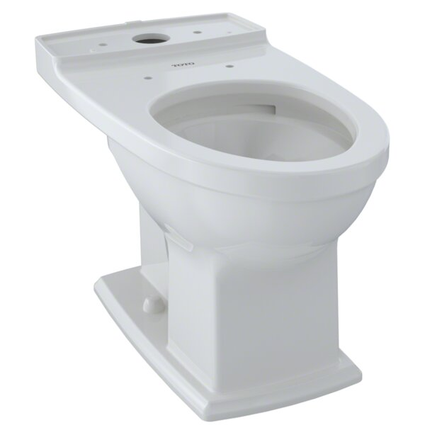 Connelly™ 1.28 GPF Elongated Toilet Bowl by Toto