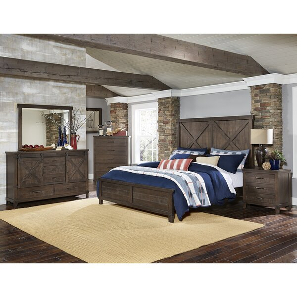 Bayaud Panel Configurable Bedroom Set by Gracie Oaks