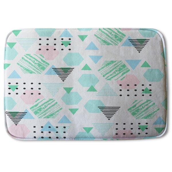 Algoma Shapes Designer Bath Rug