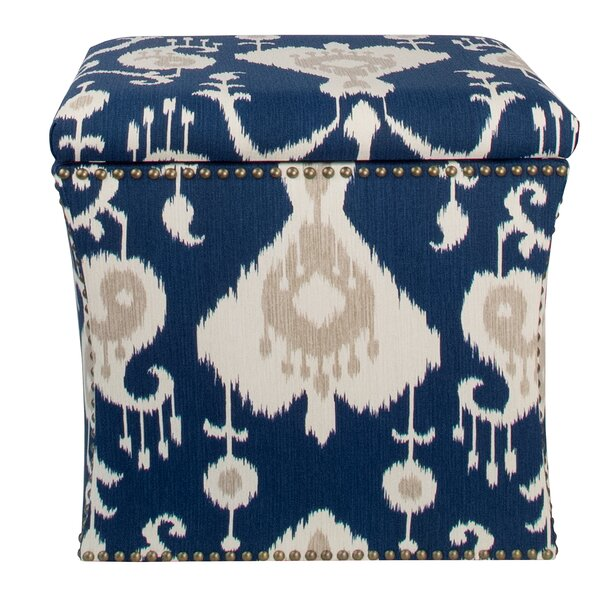 Crossville Storage Ottoman by Darby Home Co