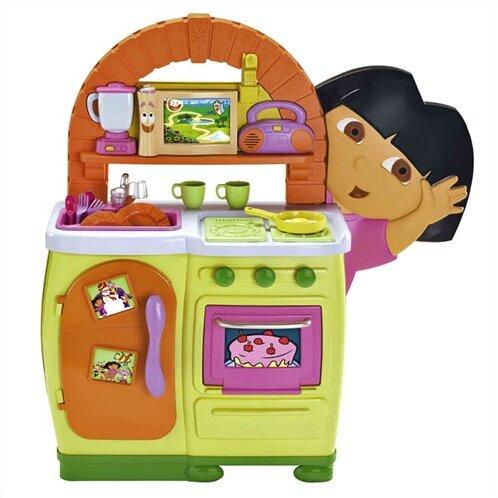 Nickelodeon Dora the Explorer Talking Play Kitchen Set